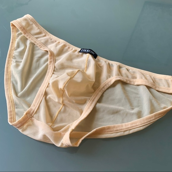 Men's Cockon Sheer Brief